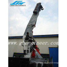 Articulated Boom Truck Mounted Crane