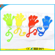 Hot Sell Interesing Trick Funny Sticky Hand Toy