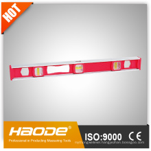 I-beam aluminium spirit level