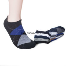 Customize Cheaper Polyester Men and Women Ankle Boat Socks