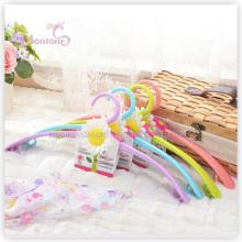 PP пластичный прекрасный цветок многоцелевой вешалка для одежды (42*19см)