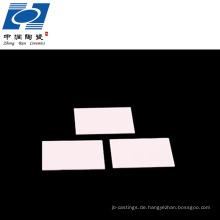 96% Aluminiumoxid-Keramiksubstrate