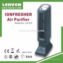 Ionfresher purificador de ar / ionizador / gerador de ozônio