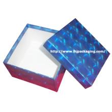 Vajilla de gama alta Embalaje Caja de regalo de papel para cuchillo y tenedor