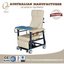 CE Aprovado Cadeira Idosa Motorizada Convalescent Recliner Elder Care Cadeira de Centro de Aposentadoria Casa de Repouso Móveis YOC04.1