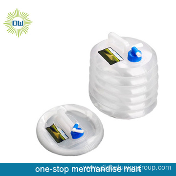 15L Outdoor Camping Water Storage Carrier