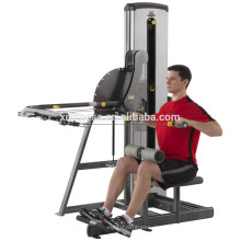 Multifunktions-Fitnessgeräte Lat & Row-Maschine in einem