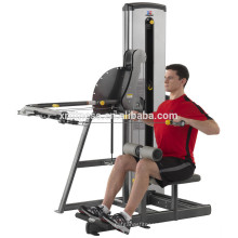 Multifunction gym equipment Lat&Row Machine in one