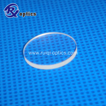 IR Grade CaF2 optical cylindrical lens For collimation