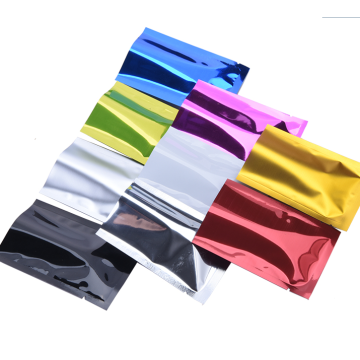 High quality mini three side seals bags