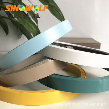 2.0mm Solid PVC ABS Rubber Edge Banding Price