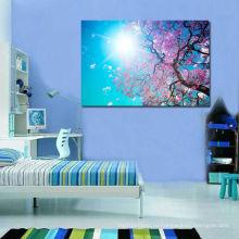 Сакура вишни в цвету фотографии обрамленное искусство