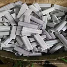 Malla de alambre tejida de acero inoxidable decorativo