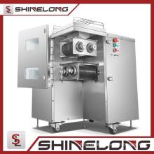 Máquina de processamento de alimentos para restaurante Máquinas de cortar carne de cozinha