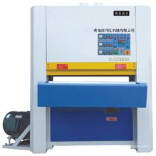 Maquina de lijar de cabezales de cabeza simple de servicio pesado de precio bajo