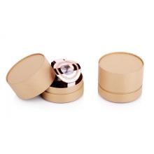 Tubos personalizados de PreviewPak con Gold Hot Stamping