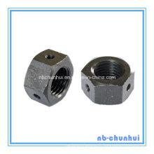 Ecrou hexadéon non standard M24-M80-4