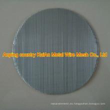 316 Acero inoxidable Tejido Malla para filtro / equipos de protección / electrodos de batería ---- 30 años de fábrica