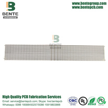 2Layers PCB FR4  Low Cost PCB Long Strip