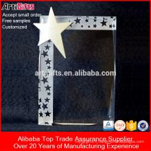 Nouveau trophée de cristal design pour la compétition