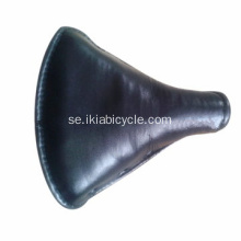 City Bike Saddle Black Cykelsäte