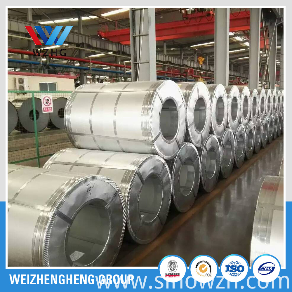 full hard galvalume steel coil for roofing