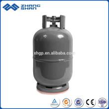 Réservoirs de gaz de bouteille de GPL portables de 5 kg pour le Zimbabwe