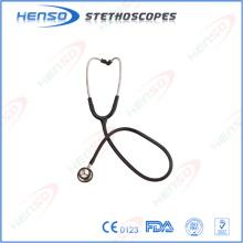 Stéthoscope en acier inoxydable pour enfant