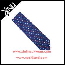 Handmade Perfect Knot Wholesale Mens 100% Silk Animal Neckties