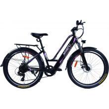 Bicicleta elétrica dobrável mais vendida