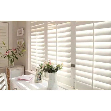 Rich 89mm Plantations Solid Wood Window Shutters (SGD-S-6228)