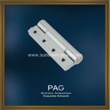 Painted Silver Zinc Bifold Door Hinge