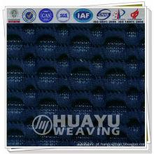 K011, tecido de malha de malha de poliéster