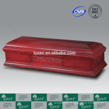 Sculpté à la main chinoise cercueil cercueil de haute qualité