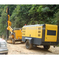 Diesel Screw Air Compressor for Sandblasting