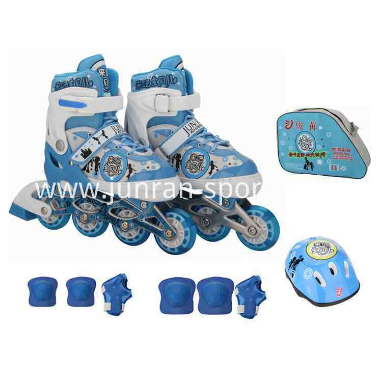 Flash wheels skates