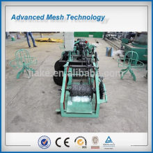 Bethanizing Barbed Wire Fencing Making Machines Anping Factory