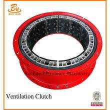 Customized for Api  Ventilated Type Pneumatic Clutch Drilling Rig Parts Ventilation clutch export to New Caledonia Wholesale