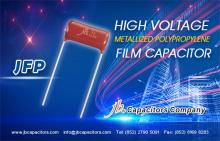 jb High Voltage Metallized Polypropylene Capacitor JFP
