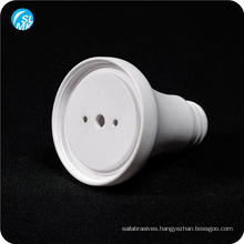 high density 95 alumina ceramic lamp holder isolated parts