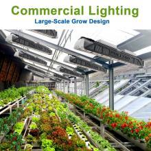 Luz de cultivo LED de agricultura vertical impermeable