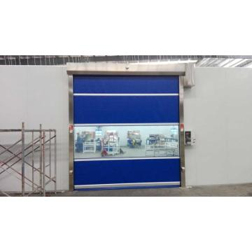 Porte automatique de volet de rouleau de télécommande de PVC