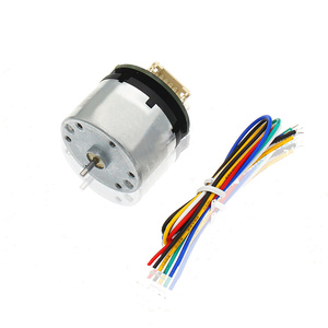 6+Volt+DC+Electric+Motor+With+Encoder