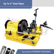 Machine de filetage de fil de tuyau d'acier à vendre