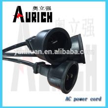 Câbles PVC Aviable UL 125v