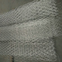 Hot Dipped Galvanized Wire Woven Mesh Gabion Basket