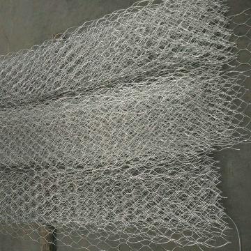 Panier galvanisé plongé chaud de Gabion de maille tissée par fil
