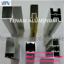 Aluminium Sections Used To Make Frames,Doors,Windows Accessory