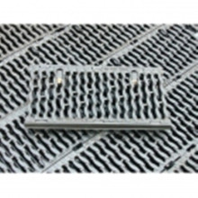 Professional OEM Drainage Carbon Steel Sand Gratings