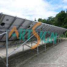 Montage solaire au sol photovoltaïque